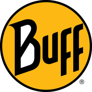 Buff brand logo.