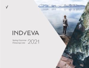 Indyeva SS21 Catalog cover